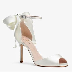 NEW Kate Spade NY Size 11M Ilese Bridal Shoes
